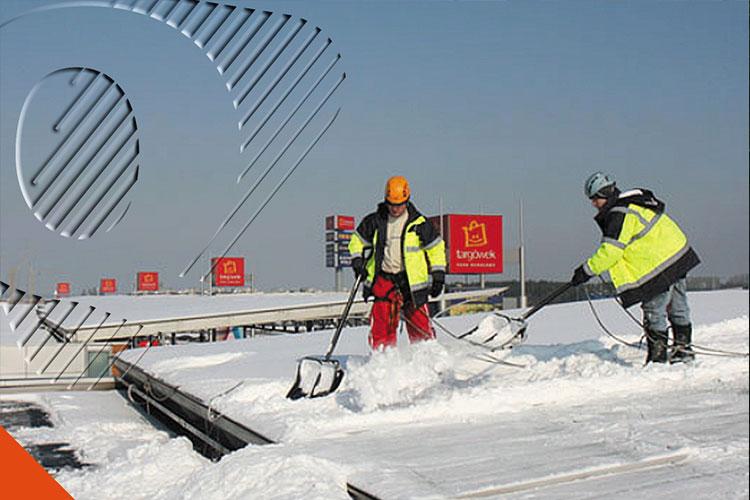 AlpinQ Usługi -Odśnieżanie dachów Warszawa Usuwanie sopli warszawa