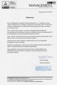 alpinQ - referencje - Wiejska 11