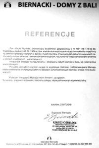 alpinQ referencje Biernacki