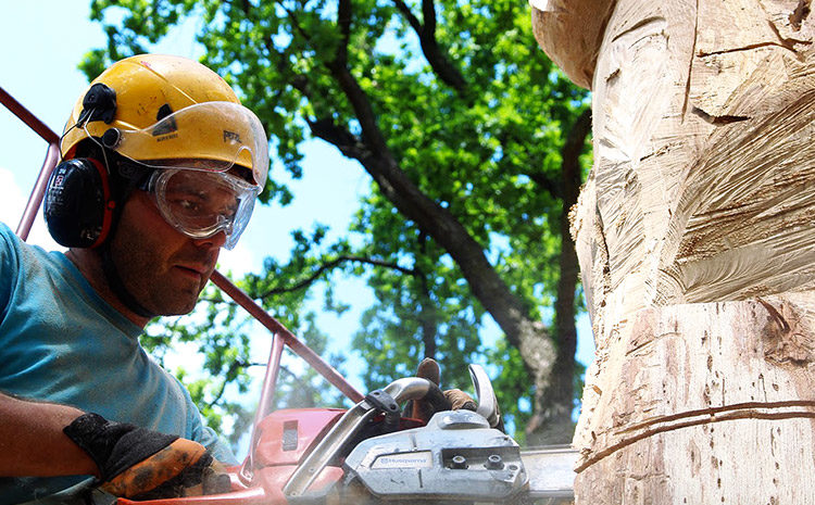 Plener rzeźbiarski znaszym udziałem