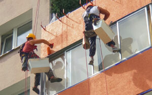 usługi alpinistyczne warszawa